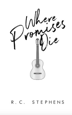Where Promises Dies, paperback