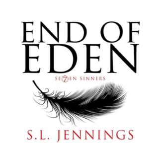 End of Eden, ebook