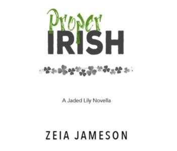 Proper Irish, ebook