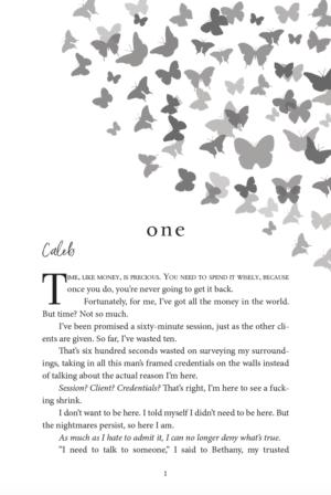 Say Love, paperback