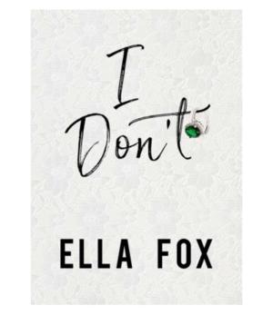 I Don't, ebook