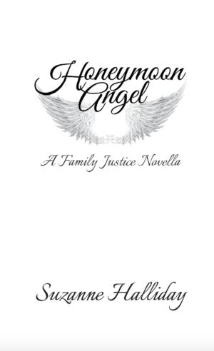 Honeymoon Angel, paperback