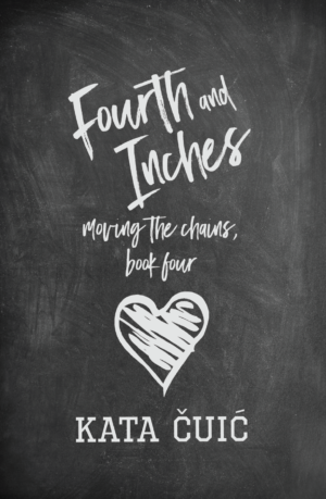 Fourth and Inches, paperback