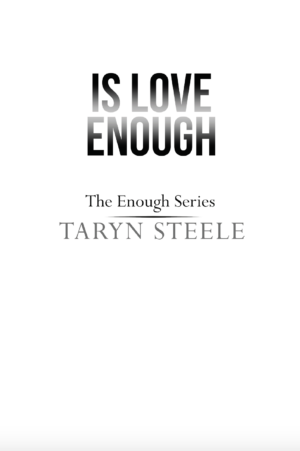 Is Love Enough, paperback