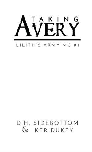 Taking Avery, paperback